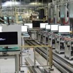 アイルランドにある iMac 生産工場