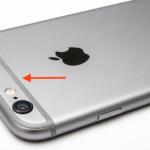 iPhone のバックパネルからDラインがなくなる?