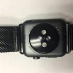 Apple Watch、スペースグレイアルミニウムケースに不具合