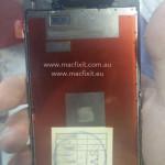 もうひとつのiPhone 6s用のスクリーン部品