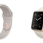 ゴールドとローズゴールドが追加された Apple Watch Sports