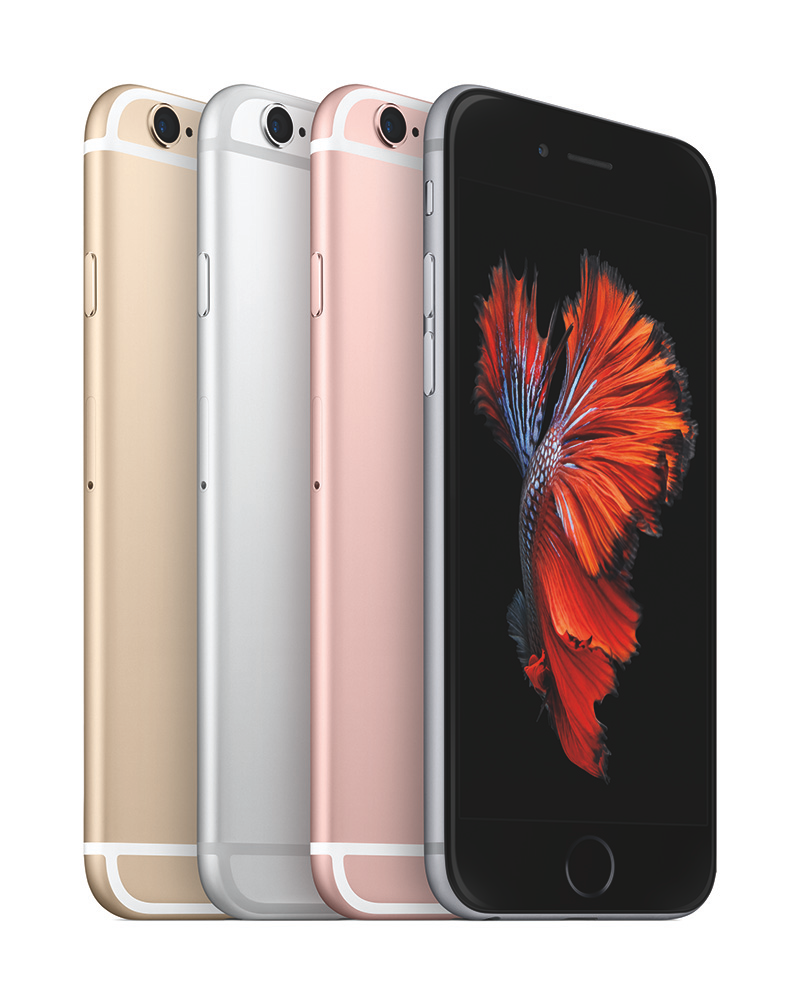 iPhone6s-4Color