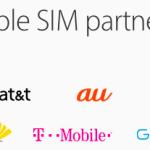 auがApple SIMのパートナーに