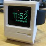 オールドMacマニアが喜ぶ Apple Watch 用 Dock