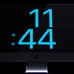 Apple Watch な Mac用スクリーンセーバー