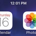 iPhone 6s でバッテリー表示の不具合