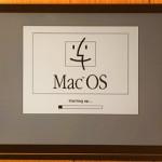 最新の iPad Air2 で、懐かしいMac OS 7.5が動いた