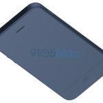 iPhone 5se は iPhone 5sとは若干デザインが違う