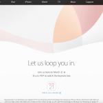 Apple、21日にスペシャルイベント開催