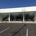 次世代のApple Store、Saddle Creek店オープン