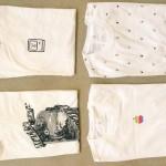 Apple、レトロなロゴデザインのTシャツ発売