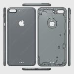 iPhone 7 Plus のデザインがよくわかる