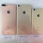 iPhone 7、iPhone 7 Plus、そして iPhone 7 Pro