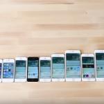 これまで発売されたすべての iPhone を比較