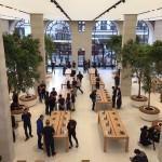 Apple、15日に英国の旗艦店をリニューアルオープン