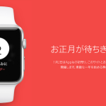 Apple Store、初売りは2日から