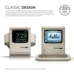 懐かしいMacintosh PlusなApple Watch 充電スタンド