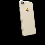 懐かしい Macintosh なカスタマイズ iPhone 7 Plus