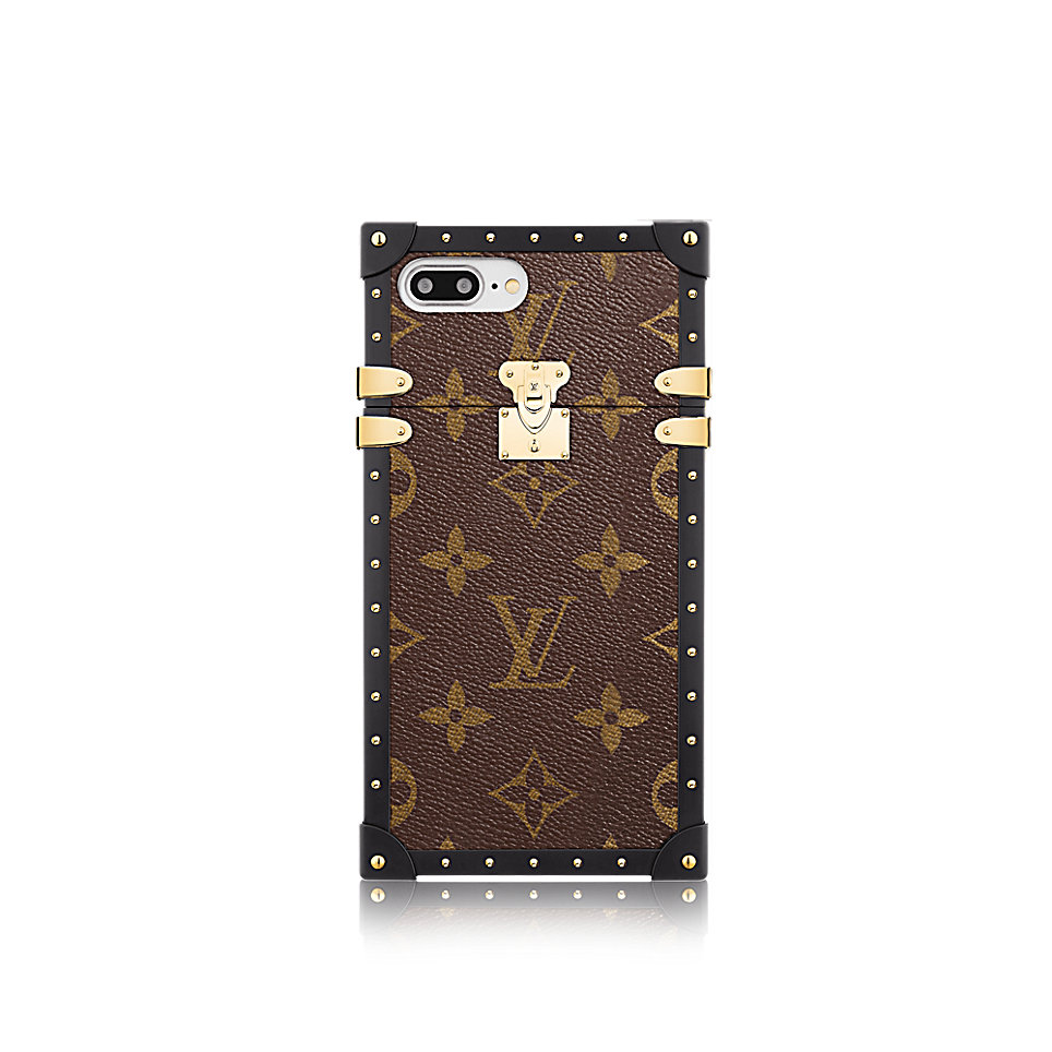 louis-vuitton-eye-trunk-for-iphone-7-plus-monogram-canvas-small-leather-goods--M64483_PM2_Front view