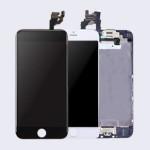 iPhone 修理用部品にフィルムを貼る技がスゴイ!
