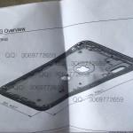 iPhone 8 用ボトムケースとされるレンダリング 公開