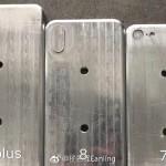次世代 iPhone とされる金属製モックアップ公開