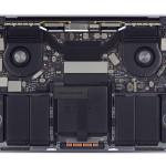 新しい13インチMacBook Pro  Touch Bar分解バラし