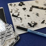 iFixit Magnetic Project Matを使ってみる