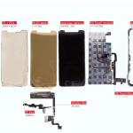 iPhone X の OLEDパネルの完全バラし分解がおもしろい