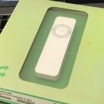 斬新なデザインと価格で驚かされた初代iPod shuffle