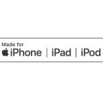 新しいMade for iPhone/iPad/iPod (MFi) ライセンスロゴ
