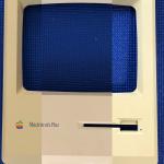 美白にしすぎたか、Macintosh Plus