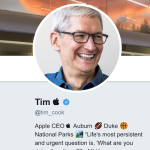 トランプ大統領、Tim Appleと言い間違える