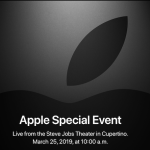 Apple、 25日に Steve Jobs TheaterにてSpecial Eventを開催
