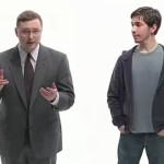 'Get a Mac' CM、Steve Jobsは好きではなかった。