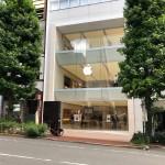 新しいデザインの Apple Store、これからオープンする Apple Store(その1)