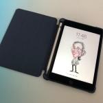 iPad mini5 と Apple Pencil には、このケースがオススメだ。