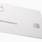 Apple、Apple Cardの提供を開始