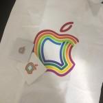 Apple丸の内、オープン記念品は‥