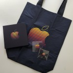 Apple福岡、オープンの記念品は‥