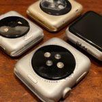 これが初代Apple Watchの試作機だ。