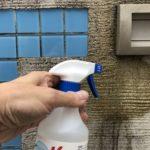 強アルカリ性電解水でタイルの汚れを落とす!(続き)