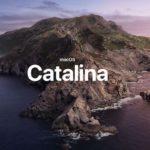 macOS Catalina 10.15.5リリース