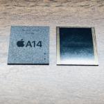 これが iPhone 12に搭載される A14チップ