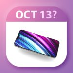 10月のAppleイベントは13日か