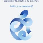 Apple、15日にアップルイベントを配信