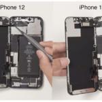 iPhone 12 とProモデルの違いが分かる分解バラし