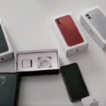 iPhone12 miniの開封動画が面白い