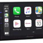 Pioneer が、Car Play対応カーナビを発表
