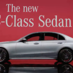 最新デザインでスタイル一新、Mercedes-Benz C-Class発表